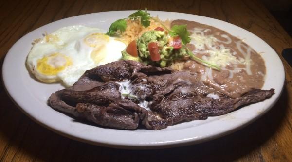 Sunday Brunch – Steak & Eggs